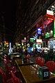2016 Rangun, Ulica nr 19 nocą (02).jpg