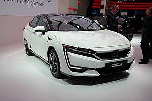 Honda Clarity - Image: 2017 03 07 Geneva Motor Show 0840