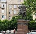 2017-05-25 Daniel of Galicia monument, Lviv.jpg
