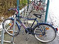 2017-11-30 (111) Kettler aluminium bicycle at Bahnhof Ybbs an der Donau.jpg