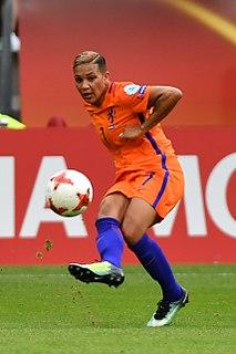 Shanice van de Sanden Footballer
