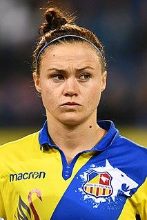 Stefanie Enzinger Austrian footballer