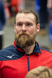 20180105 Men's handball Austria - Czechia Pavel Horák 850 8998.jpg