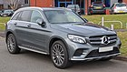 2018 Mercedes-Benz GLC 250d 4MATIC AMG Line Premium Automatic 2.1 Front.jpg