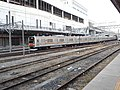 205-5000 Series Musashino Line M35 Test run departure.jpg