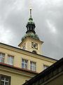 254 Klementinum, torre del rellotge.jpg