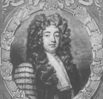 William Johnstone, 1st Marquess of Annandale - The 1st Marquess of Annandale.