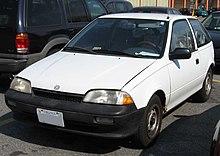 Suzuki Cultus Wikipedia