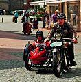 31 Internationale Ibbenbuerener Motorrad Veteranen Rallye Innenstadt 8.jpg