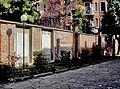 3331 - Milano - Fopponino di P.ta Vercellina - Parete ex cimitero - Foto Giovanni Dall'Orto, 6-Mar-2008.jpg