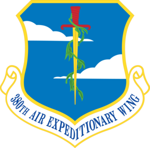 380th Air Expeditionary Wing - 380th Air Expeditionary Wing emblem