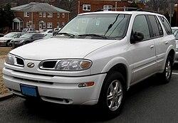 Rainier motor car company wikivisually oldsmobile bravada image 3rd oldsmobile bravada fandeluxe Choice Image