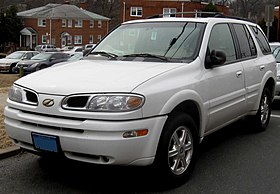 Oldsmobile Bravada - WikipediaWikipedia