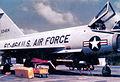 431st Fighter Squadron Convair F-102 Delta Dagger 55-3464.jpg