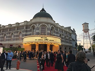 Location Managers Guild Awards - The 4th Annual LMGI Awards were held on the historic Warner Bros backlot