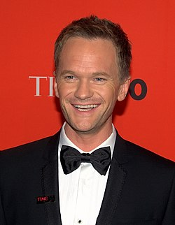 Neil Patrick Harris på Time 100-galan, 2010.