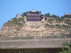 5855-Linxia-Yu-Baba-Gongbei-and-Nanhua-Amituo-Fo-Temple