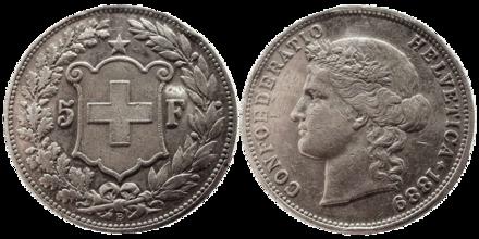 Swiss Franc Wikiwand