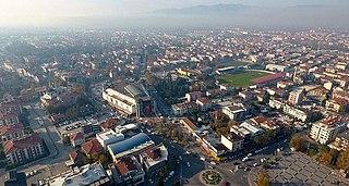 Düzce Municipality in Turkey