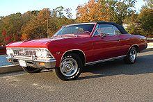 1968 Chevelle RARE 2 post L79 327325HP clone for sale