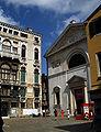 8007 - Venezia - Palazzo Bellavite e San Maurizio - Foto Giovanni Dall'Orto, 12-Aug-2007.jpg