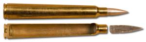 7.92mm DS - Image: 8 mm patron till pansarvärnsgevär