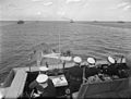 8th Army Victory Helps Malta- Convoys, Protected From Libyan Air Bases, Bring Enough Supplies For Months. 4 December 1942, in the Central Mediterranean, Aboard HMS Euryalus. A13676.jpg
