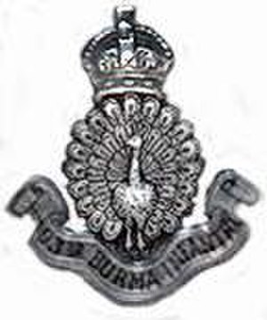 93rd Burma Infantry - Image: 93 Burma Inf 7