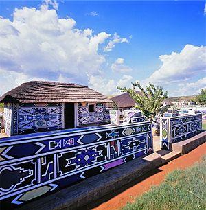 Botshabelo, Mpumalanga - Cultural heritage monument in Botshabelo