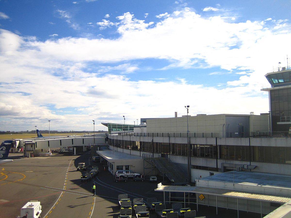 Christchurch Wikipedia: Aéroport International De Christchurch