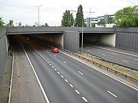 A1 (M) Hatfield Tunnel - geograph.org.uk - 875321.jpg