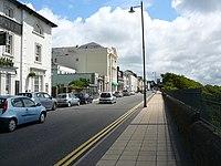 A4076 Hamilton Terrace, Milford Haven - geograph.org.uk - 1637380.jpg