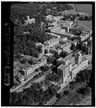 AERIAL VIEW OF ACADEMIC CORE, LOOKING NORTH - U. S. Military Academy, West Point, Orange County, NY HABS NY,36-WEPO,1-17.tif