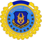 AFRC Recruiting Service Century Club Badge.png