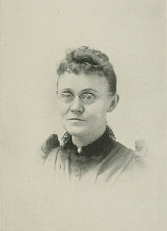"""Alice Bellvadore Sams Turner - """"A woman of the century"""""""