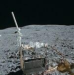 ALSEP Apollo 16 Central Station
