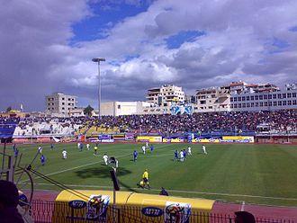 Khalid ibn al-Walid Stadium - Image: AL Karama stadium