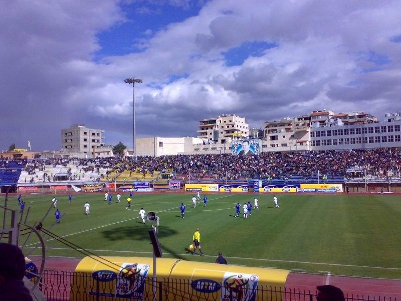 AL Karama stadium