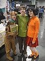 AM2 Con 2012 - Scooby Doo, Shaggy, Velma (14000957081).jpg