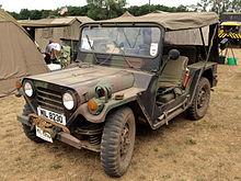 List Of U S Military Jeeps Wikipedia