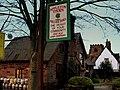 APPLETON THORN VILLAGE HALL CAMRA CLUB OF THE YAER CHESHIRE AT APPLETON THORN VILLAGE CHESHIRE JAN 2012 (8353433726).jpg