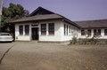 ASC Leiden - F. van der Kraaij Collection - 05 - 084 - G.W. Harley Hospital, Sanniquellie headquarters - Sanniquellie, Nimba county, Liberia, 1976.tif