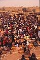 ASC Leiden - W.E.A. van Beek Collection - Dogon markets 41 - An overview of Sangha market, Mali 1992.jpg