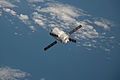 ATV-3 approaches the International Space Station 1.jpg