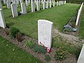 A Canadian soldier of the Great War. Known unto God. (18278107422).jpg