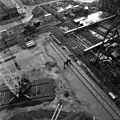 A Dunamenti Erőmű építkezése. Fortepan 87549.jpg