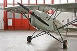 A Levente II. utolsó fennmaradt példánya a magyar Közlekedési Múzeum tárlatában.jpg