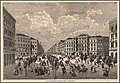 A Nyolcszögű (Octogon) tér a Sugárúton. Vasárnapi Ujság, 1875.jpg