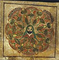 A piece made in India on which 'Ali's portrait is surrounded by a sord of mandala, an aid to meditation and contemplation - Inv. no. 2003, 197, 12. MuCEM.jpg