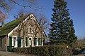 """Aaan de Houtdijk in het buurtschap Houtdijken staat de boerderij """"Melvill Hoeve"""".jpg"""